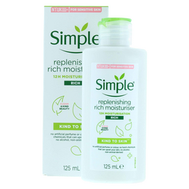 Skin Replenishing Rich Moisturizer