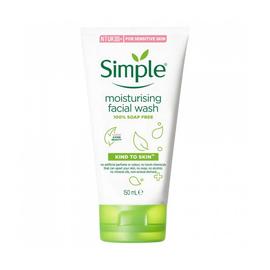 Moisturizing Foaming Facial Wash